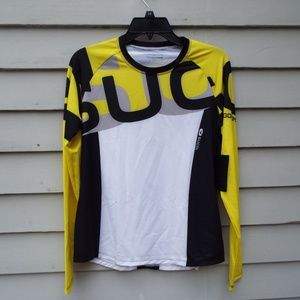 Women's SUGOI Long Sleeve Cycling Turbo Tee Size S